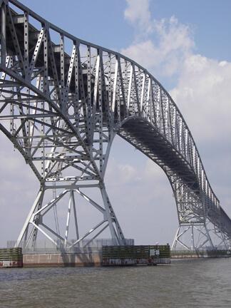 bridge, potomac river